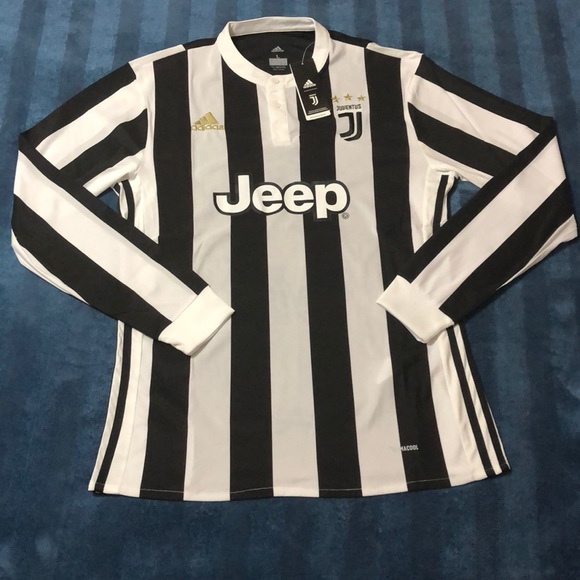 Juventus FC Soccer Jersey Long Sleeve 83f469e0c